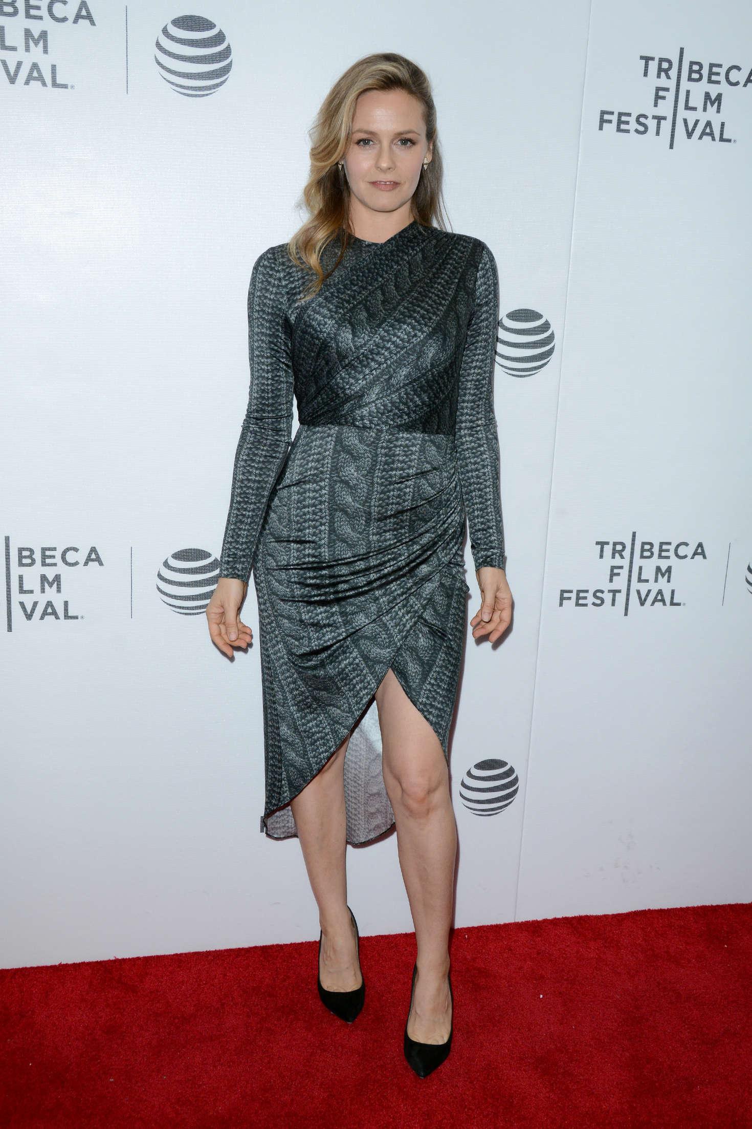 Alicia Silverstone King Cobra Premiere At 2016 Tribeca Film