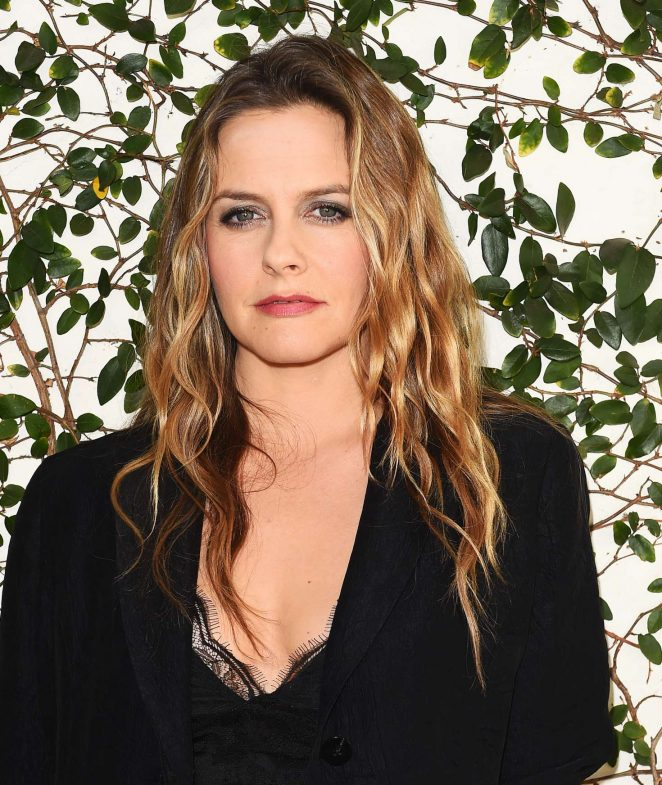 Alicia Silverstone - Lynn Hirschberg Celebrates W Magazine's It Girls With Dior in LA