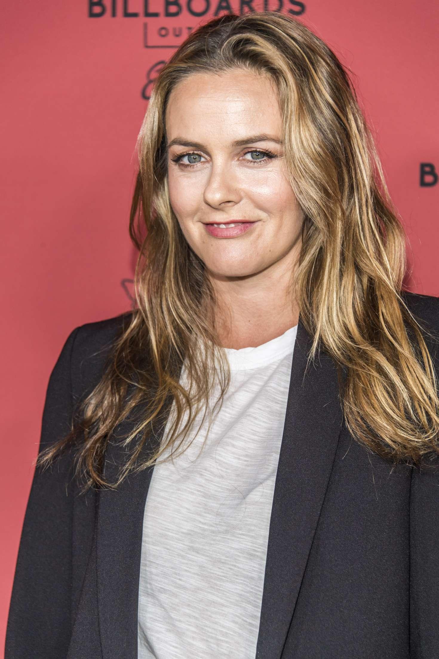 Alicia Silverstone - 'Three Billboards Outside Ebbing, Missouri' Premiere in LA