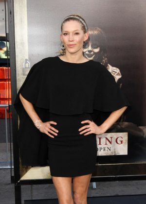 Alicia Vela-Bailey - 'Annabelle: Creation' Premiere in Los Angeles