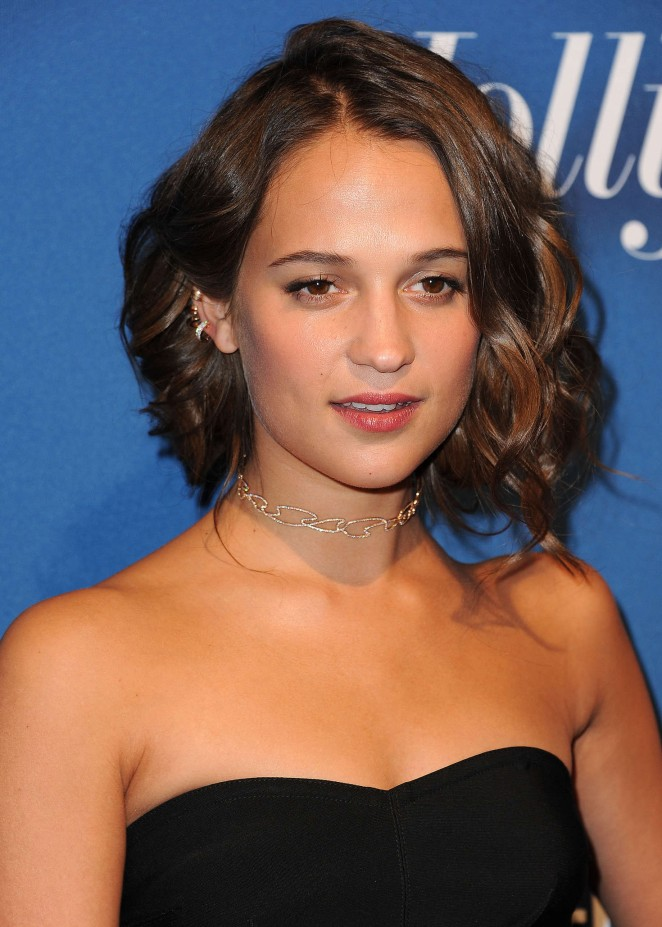 Alicia Vikander: 2016 The Hollywood Reporters Nominees Night -01
