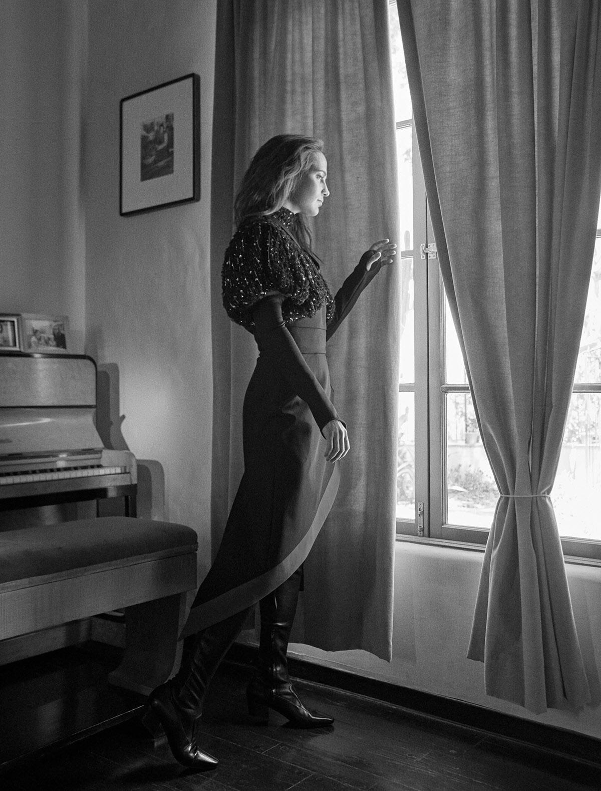 Alicia Vikander 2019 : Alicia Vikander – Elle Magazine (Korea – November 2019)-07
