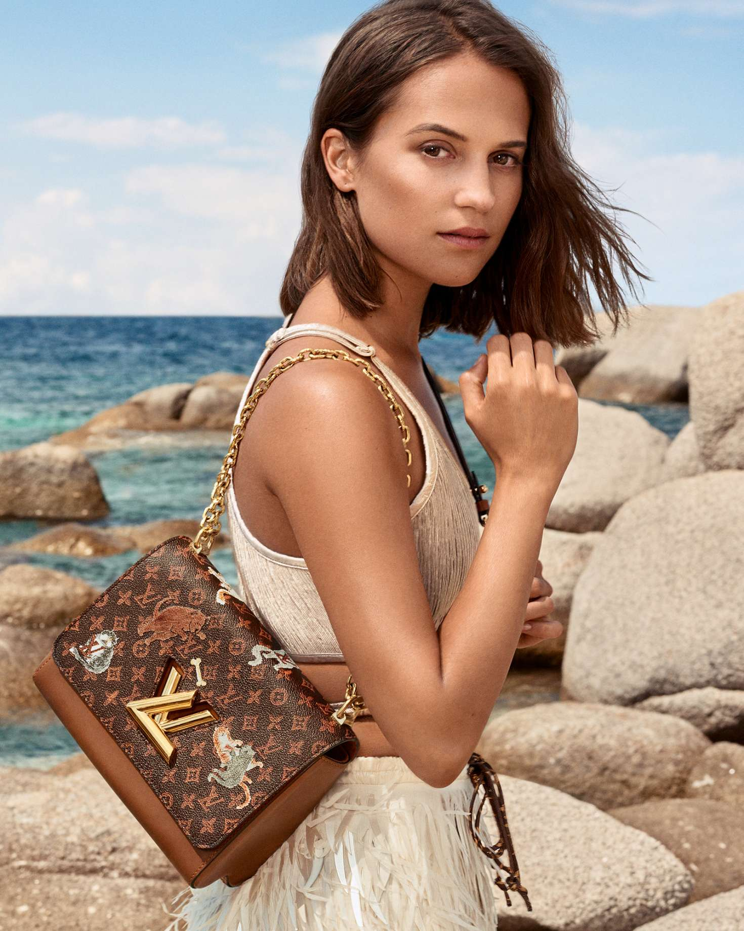 Alicia Vikander – Louis Vuitton Cruise 2019