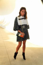 Alicia Vikander - Louis Vuitton Cruise 2020 Fashion Show at JFK Airport in NY