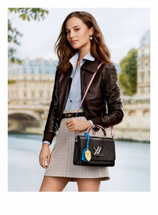 Alicia Vikander - Louis Vuitton Pre-Fall 2020
