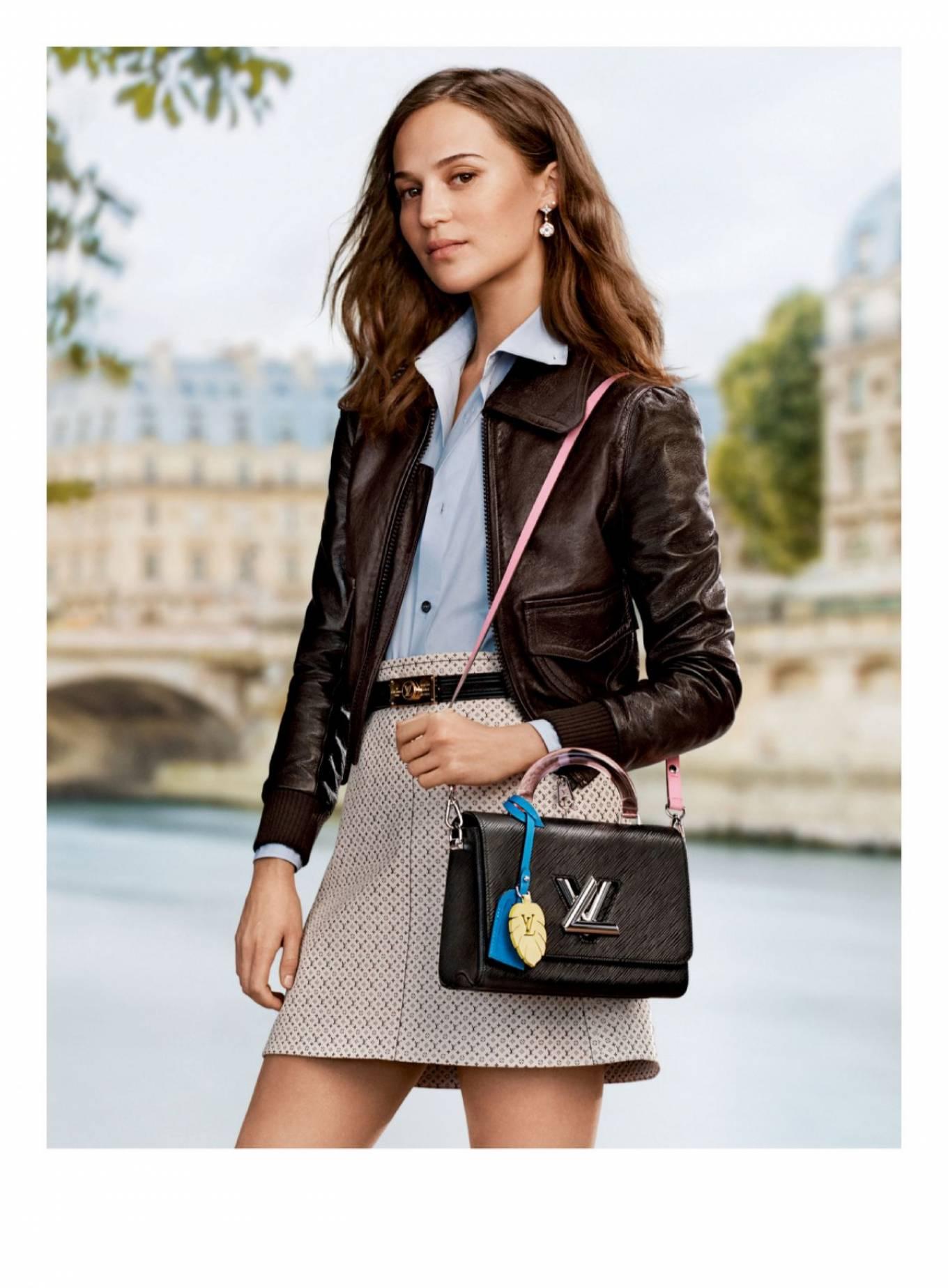Alicia Vikander - Louis Vuitton Pre-Fall 2020