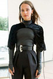 Alicia Vikander - LVMH Young Fashion Designer Prize in Paris