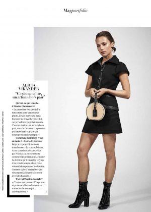 Alicia Vikander - Madame Figaro Magazine (April 2018)