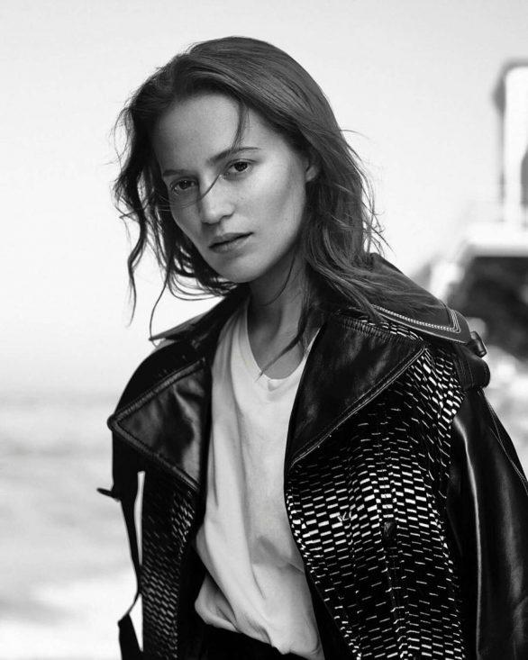 Alicia Vikander - Marie Claire France Magazine (November 2019)