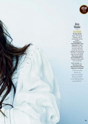 Alicia Vikander - People Magazine 2016 -02