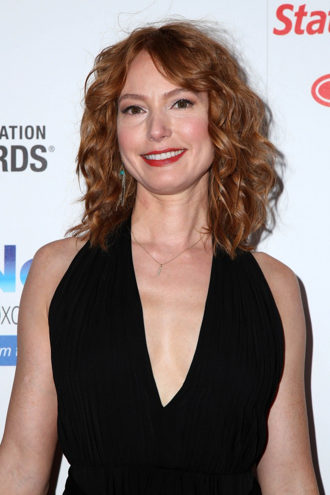 Alicia Witt - 2015 Hero Dog Awards in Beverly Hills