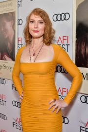 Alicia Witt - 'Marriage Story' Screening at AFI FEST 2019 in Hollywood