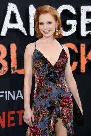 Alicia Witt - 'Orange Is The New Black' Premiere in New York