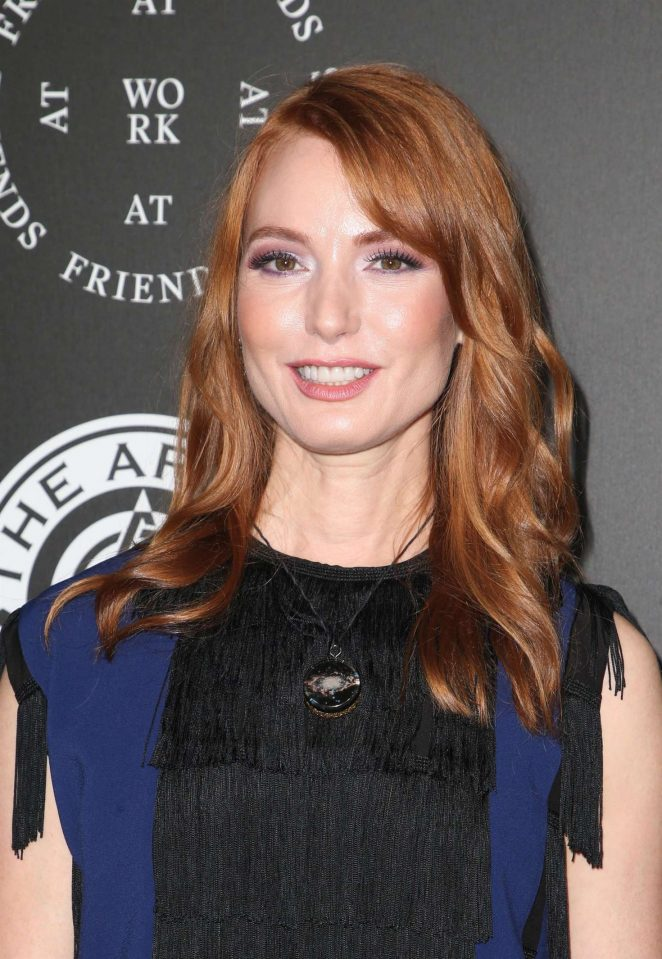 Alicia Witt - The Art of Elysium 11th Annual HEAVEN Gala in LA