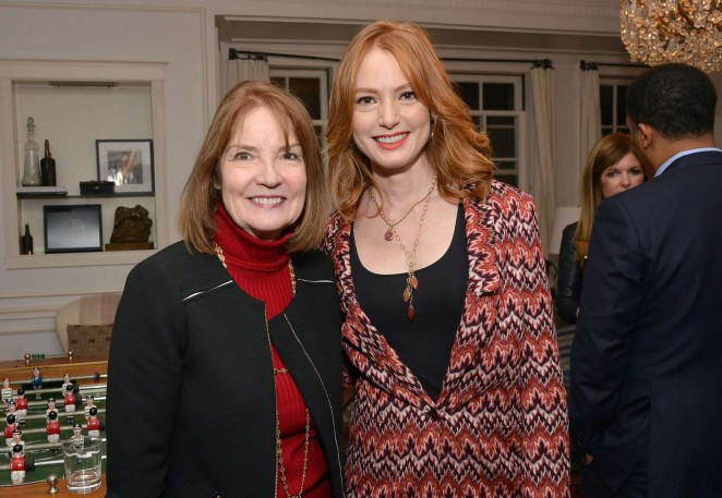 Alicia Witt - The Art Of Elysium and Rabbit Bandini celebrate Elysium Bandini Studios in LA