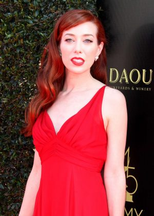 Alie Ward - 2018 Daytime Creative Arts Emmy Awards in LA