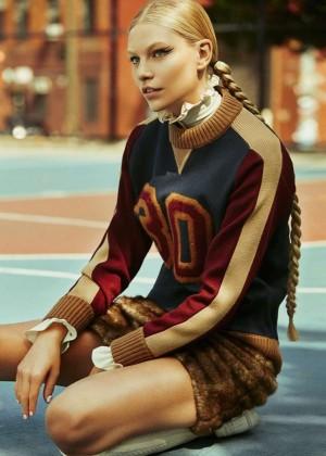 Aline Weber - Modern Weekly China Magazine 2015