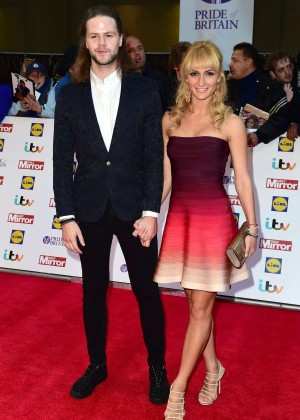 Aliona Vilani - 2015 Pride of Britain Awards in London