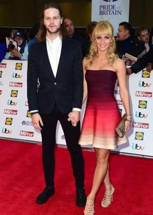 Aliona Vilani - 2015 Pride of Britain Awards in London