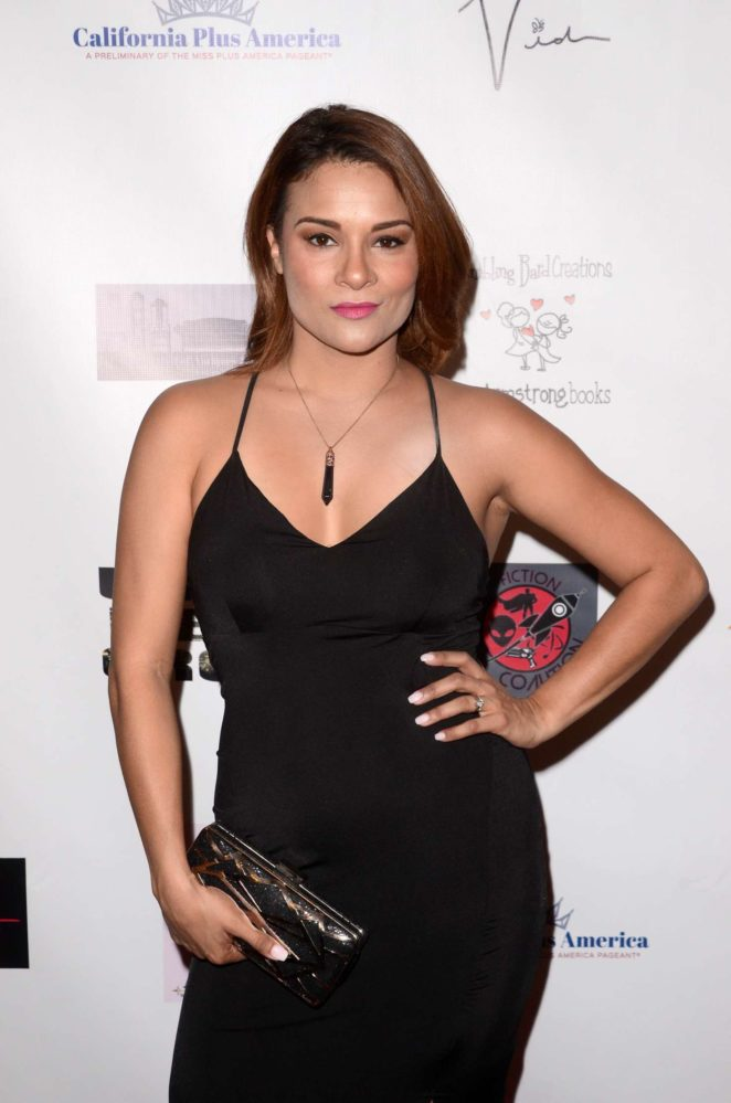 Alisa Reyes at Halloween Hotness 4: Heating Up For The Cure in Hollywood