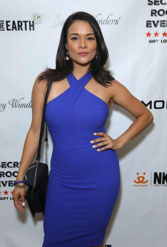 Alisa Reyes - Secret Room Events held at the InterContinental in Los Angeles