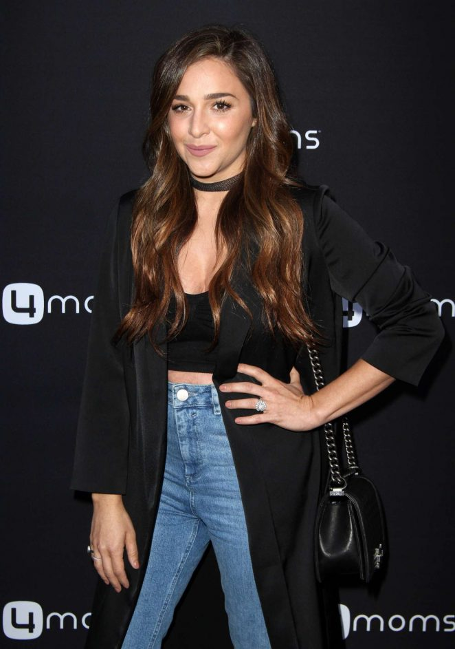 Alisan Porter - 4moms Car Seat Launch Event in Los Angeles
