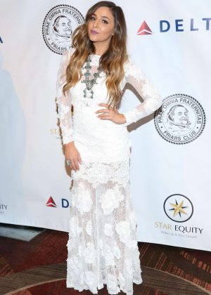 Alisan Porter - The Friars Club honors Tony Bennett in New York