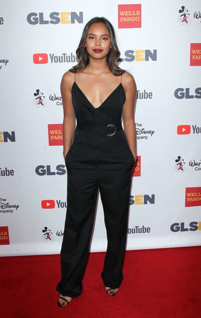 Alisha Boe - 2017 GLSEN Respect Awards in Los Angeles