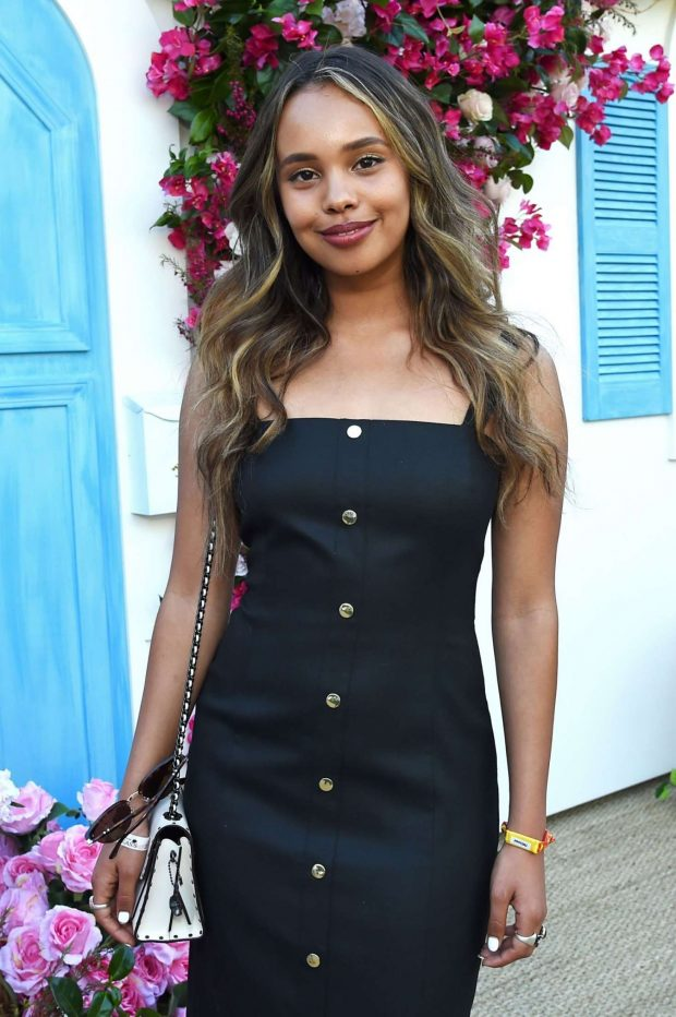 Alisha Boe - 5th Annual ZOEasis at Coachella Valley Music and Arts Festival in Palm Springs