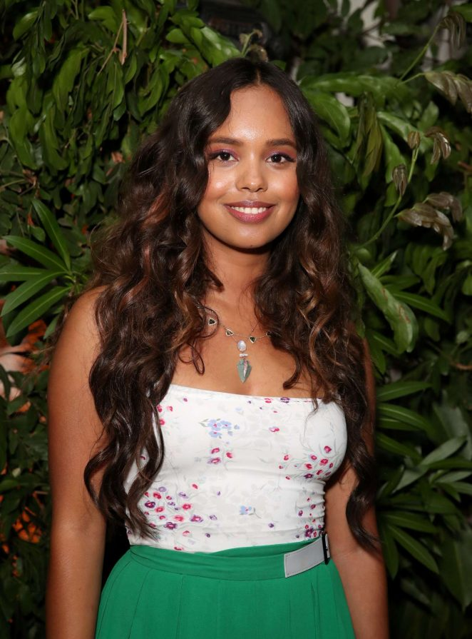 Alisha Boe - Max Mara WIF Face Of The Future in Los Angeles