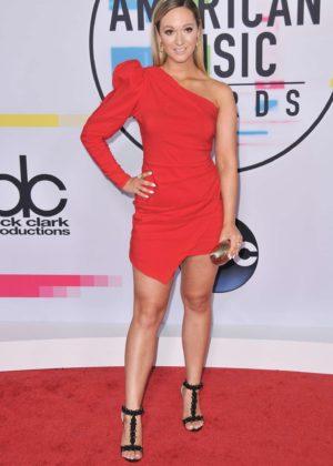 Alisha Marie - 2017 American Music Awards in Los Angeles