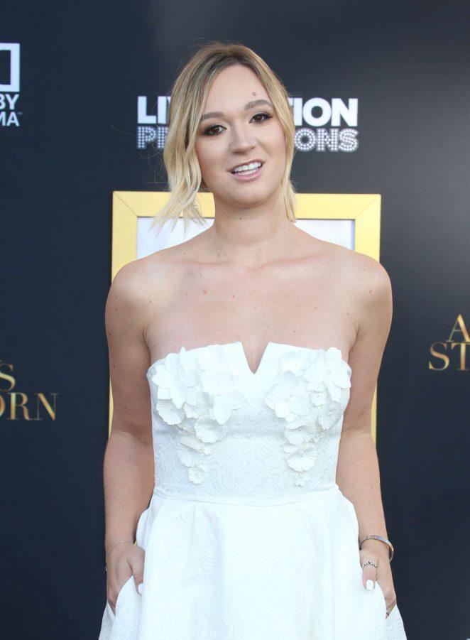 Alisha Marie - 'A Star is Born' Premiere in LA