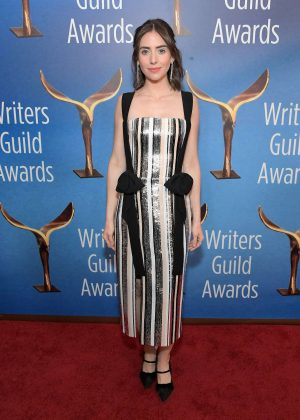 Alison Brie - 2019 Writers Guild Awards in Los Angeles