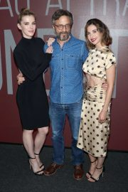 Alison Brie and Betty Gilpin - SAG-AFTRA Foundation Conversations: GLOW in NYC