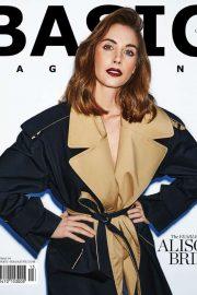 Alison Brie - Basic Magazine - Spring 2020