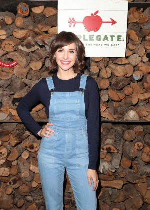 Alison Brie - Deadline Hollywood Studio at Sundance Presented by Applegate in Utah