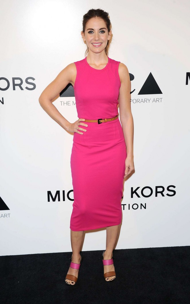 Alison Brie – Distinguished Women In The Arts Luncheon in Beverly Hills