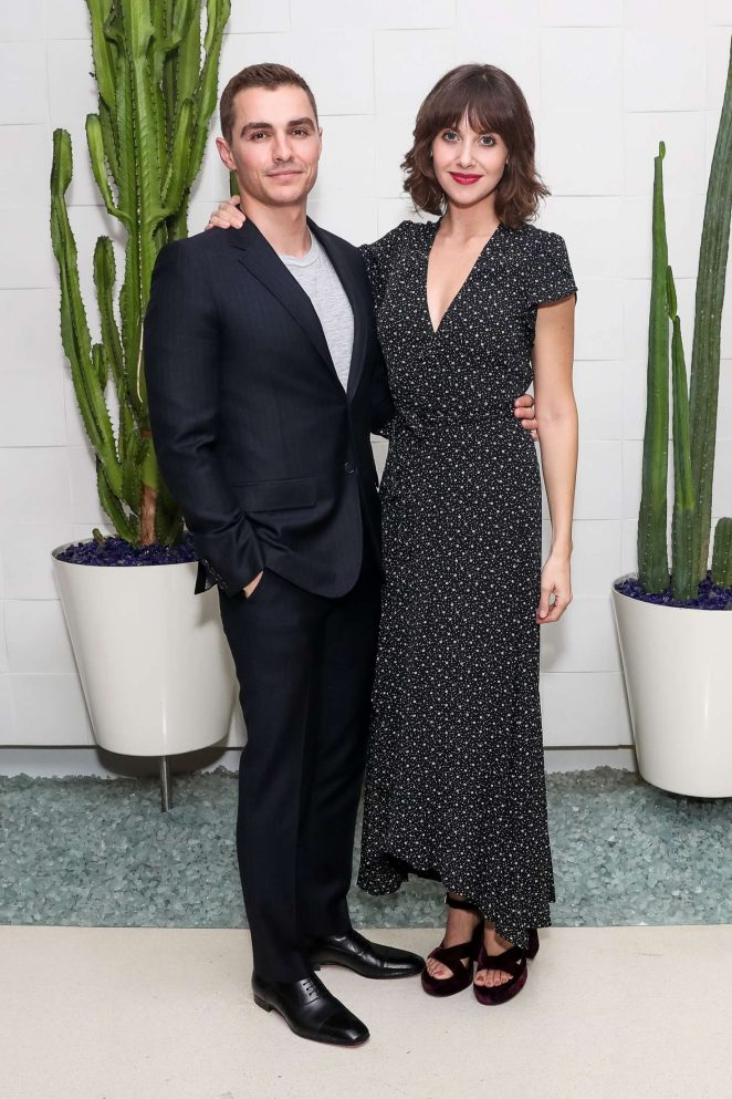 Alison Brie - Equinox Cycle for Survival Dinner in Los Angeles