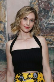 Alison Brie - 'Glow' Screening in New York