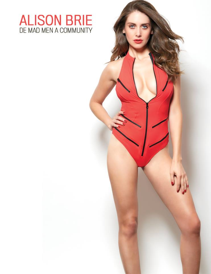 Alison Brie - GQ Mexico Magazine (March 2015) Emily Blunt Sing