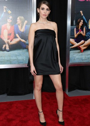 Alison Brie - 'How To Be Single' Premiere in New York City