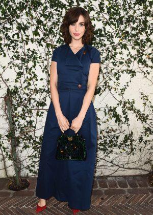 Alison Brie - Lynn Hirschberg Celebrates W Magazine's It Girls With Dior in LA