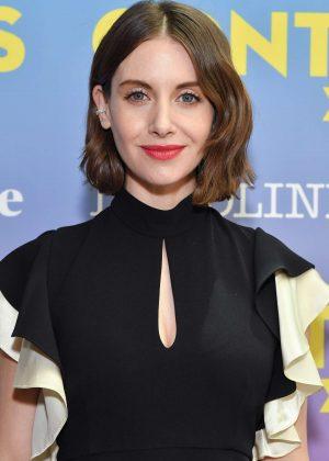 Alison Brie - Netflix 'GLOW' Presentation and Green Room in LA
