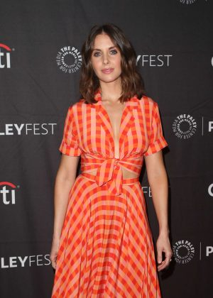 Alison Brie - Paley Center For Media's 2018 PaleyFest Fall TV Previews for Netflix in LA