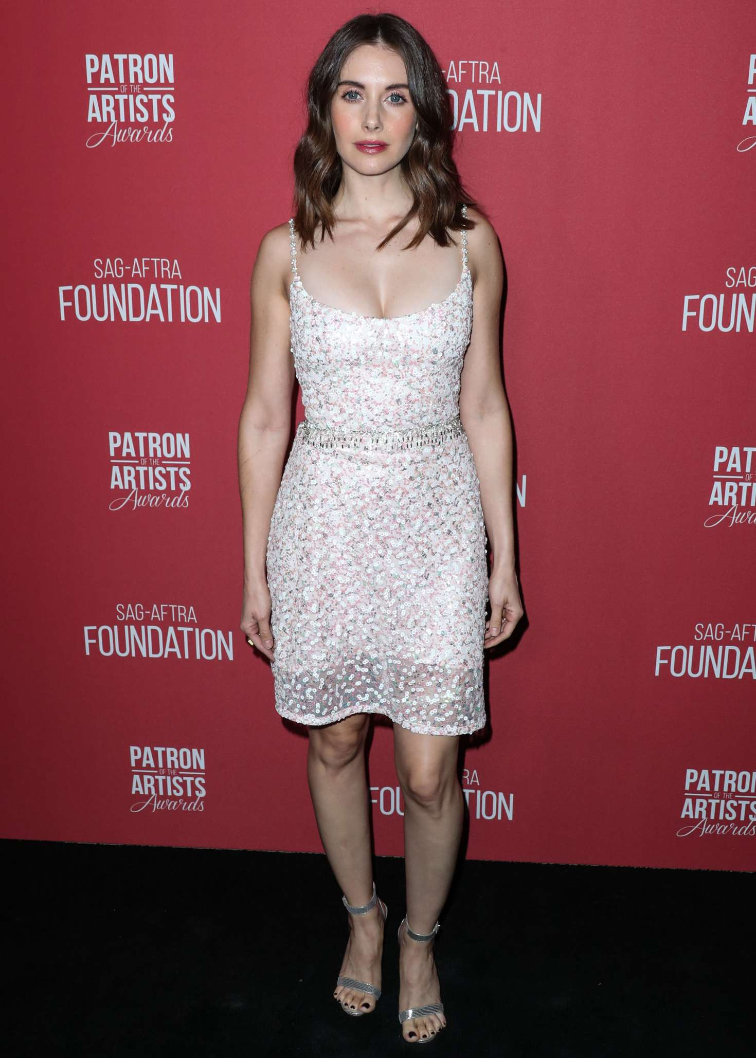 Alison Brie - SAG-AFTRA Foundation Presents Patron of the Artists Awards 2018 in LA