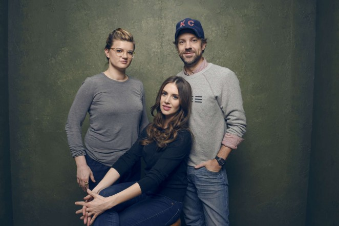 Alison Brie – Sleeping with Other People Portraits 2015 Sundance Film Festival -05