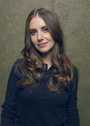 "Alison Brie - ""Sleeping with Other People"" Portraits 2015 Sundance Film Festival"