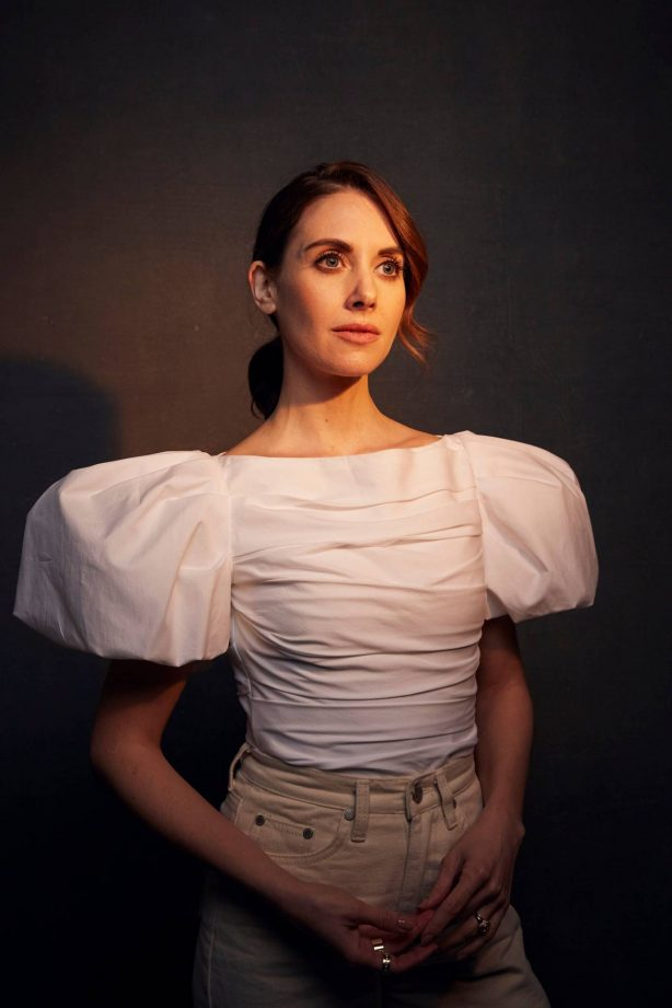 Alison Brie - Taylor Jewell Sundance portraits (January 2020)