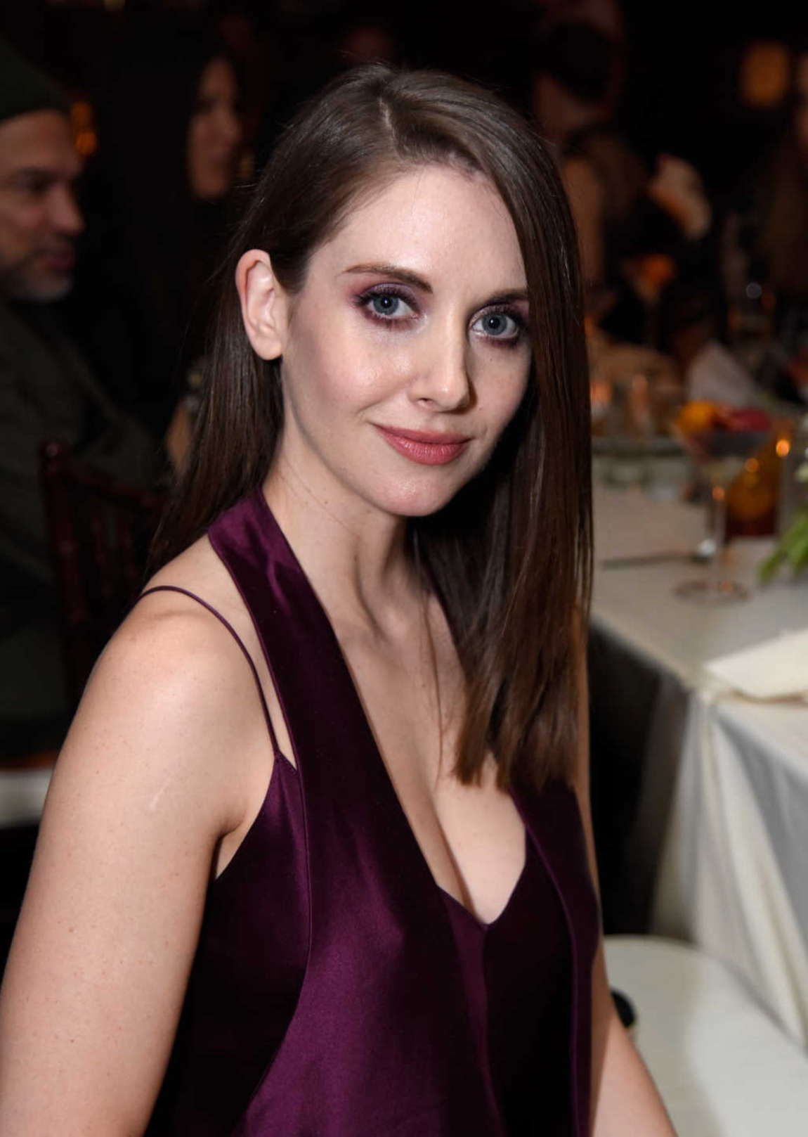 Alison Brie: The Hollywood Reporter And Jimmy Choos Power ...