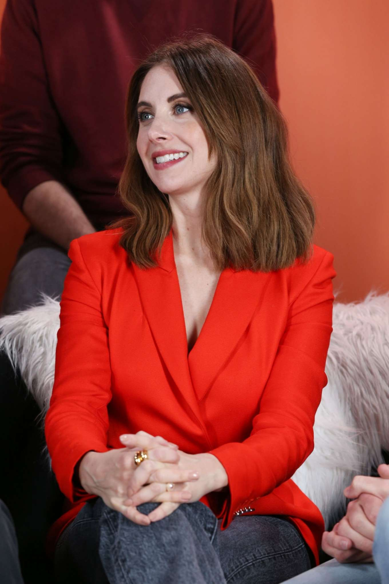 Alison Brie - The Vulture Spot presented by Amazon Fire TV in Park City